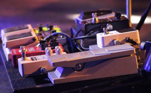 エフェクターボードの画像