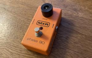 MXR Phase90の本体画像
