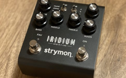 StrymonのIridium