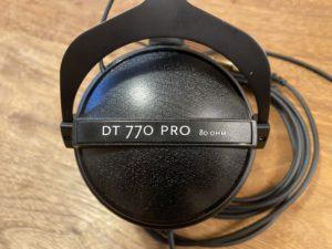 DT770のハウジング