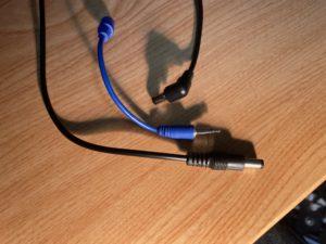 Proco Ratのセンタープラス端子用アダプター